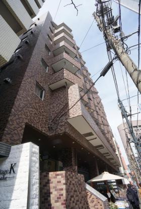青山アルコーブビルの内装