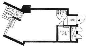 青山アルコーブビル:基準階図面