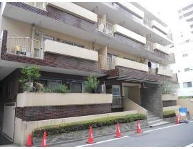 金王アジアマンションの外観写真