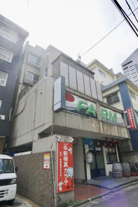 渋谷幸ビルの外観写真
