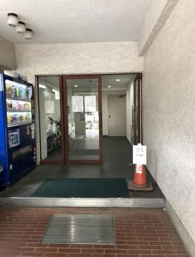 渋谷幸ビルの内装