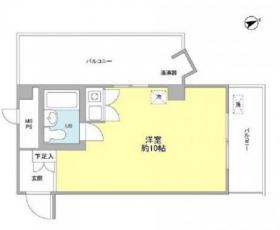 桜ケ丘セントラルハイツ:基準階図面
