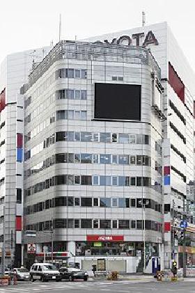 パシフィックマークス新宿サウスゲートの外観写真