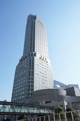 セルリアンタワーの外観写真