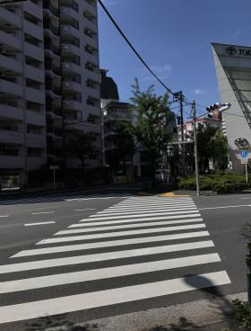 ハイマート渋谷神泉ビルの内装