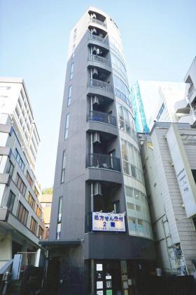 S:vort渋谷神南の外観写真