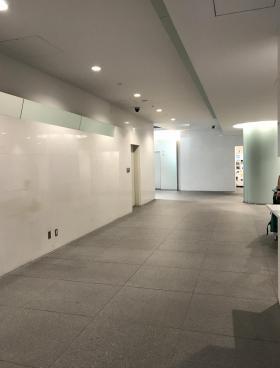 兜町第6平和ビルの内装