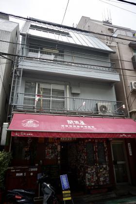 星野円山ビルの外観写真