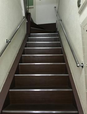 星野円山ビルの内装