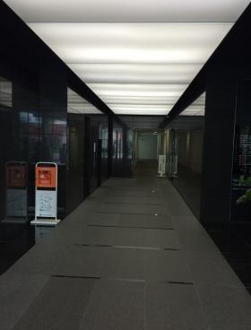 品川キャナルビルの内装
