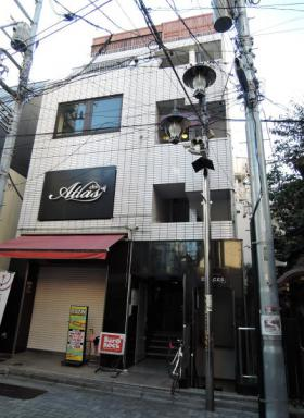 道玄坂柳光ビルの外観写真