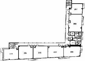 ライフロックスアイル:基準階図面