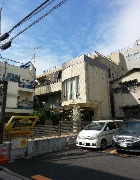千駄ヶ谷S'ビルの外観写真