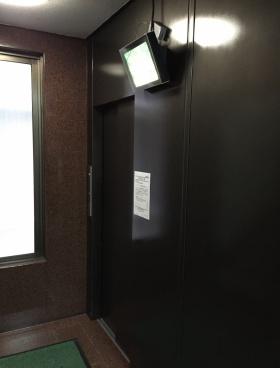 廣瀬第3ビルの内装