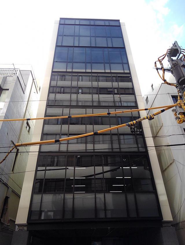 酪農会館ビル 6F 39.7坪(131.23m<sup>2</sup>)のエントランス