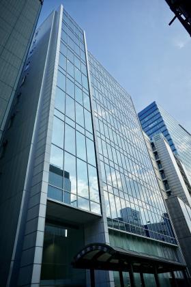 グラスシティ渋谷ビルの外観写真