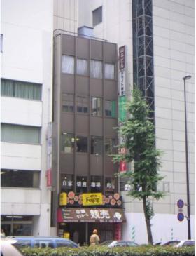山本ビルの外観写真