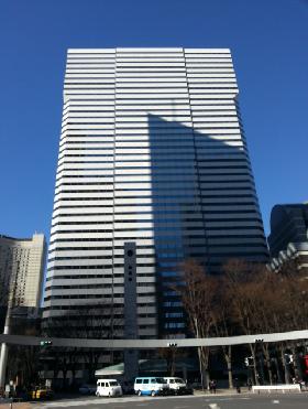 新宿アイランドタワーの外観写真