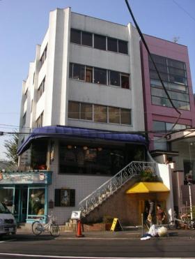 外苑ビルの外観写真