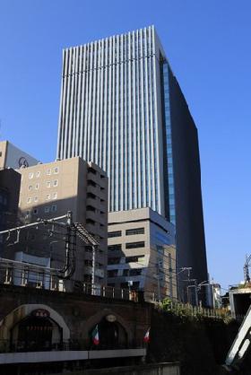 御茶ノ水ソラシティの外観写真