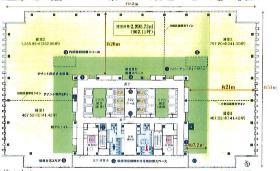 御茶ノ水ソラシティ:基準階図面