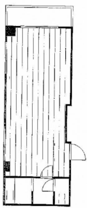 グンジビル:基準階図面