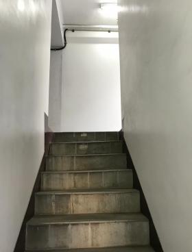 和合ハイツビルの内装