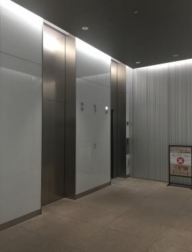 ヒューリック浅草橋ビルの内装