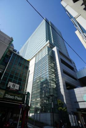 渋谷マークシティの外観写真