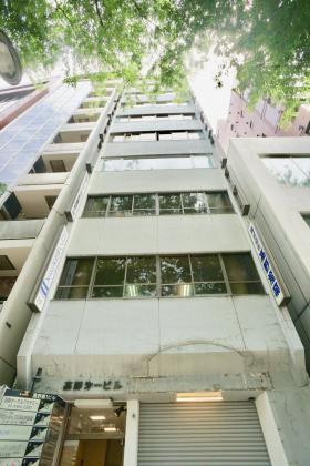 高野第1ビルの外観写真