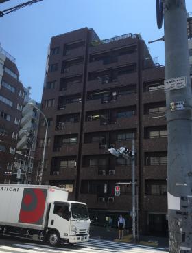 エグゼクティブ原宿ビルの外観写真