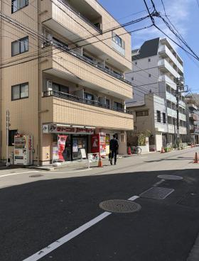 千駄ヶ谷マンハイムビルの内装