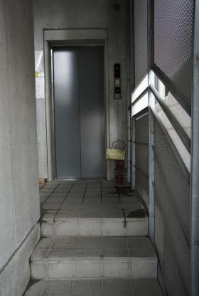MJ原宿ビルの内装