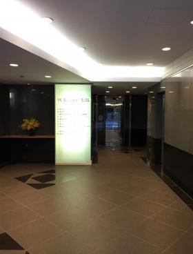 YK駿河台ビルの内装
