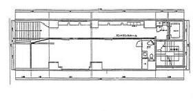 アビスタ九段ビル:基準階図面