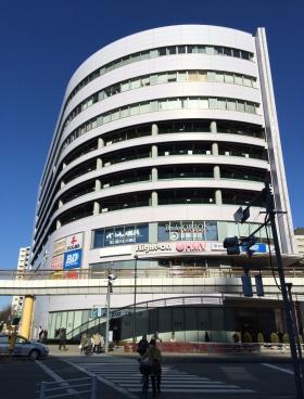 立川パークアベニュー(岩崎共同)ビルの外観写真