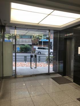 第25中央ビルの内装