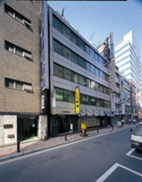 八重洲勧業ビルの外観写真
