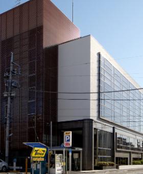 335中野新橋ビルの外観写真