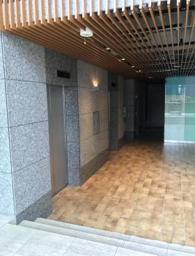 335中野新橋ビルの内装