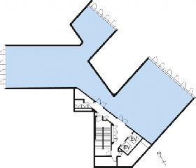 ユニゾ神田小川町三丁目:基準階図面