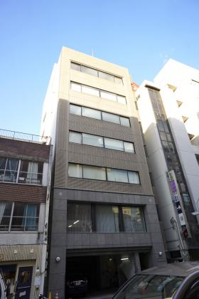 高円寺岡本ビルの外観写真