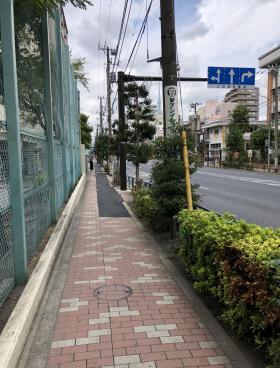 ゴールドクレスト菊川ビルの内装