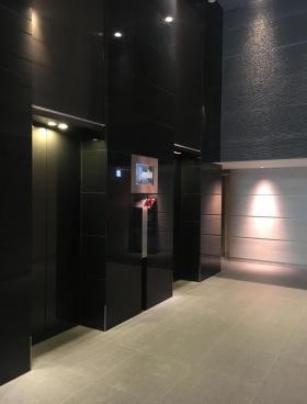 永田町山王森ビルの内装