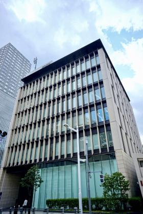 永田町山王森ビルの外観写真