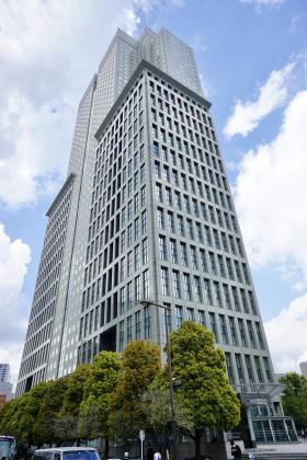 エグゼクティブセンター山王パークタワーの外観写真