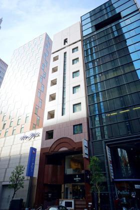 タチバナ日比谷ビル(旧UI)の外観写真
