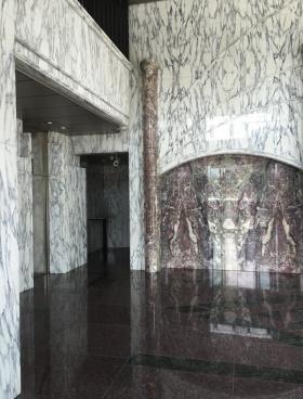 日比谷サンケイビルの内装