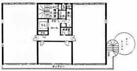 宗保第2ビル:基準階図面
