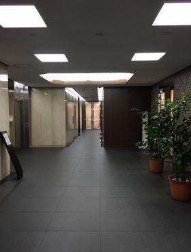 興和二番町ビルの内装